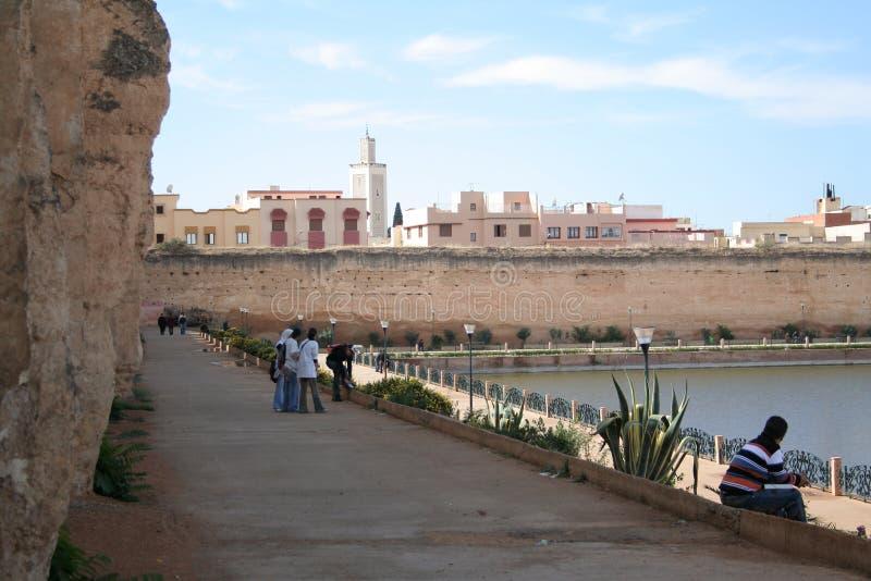 Meknes City royalty free stock photos