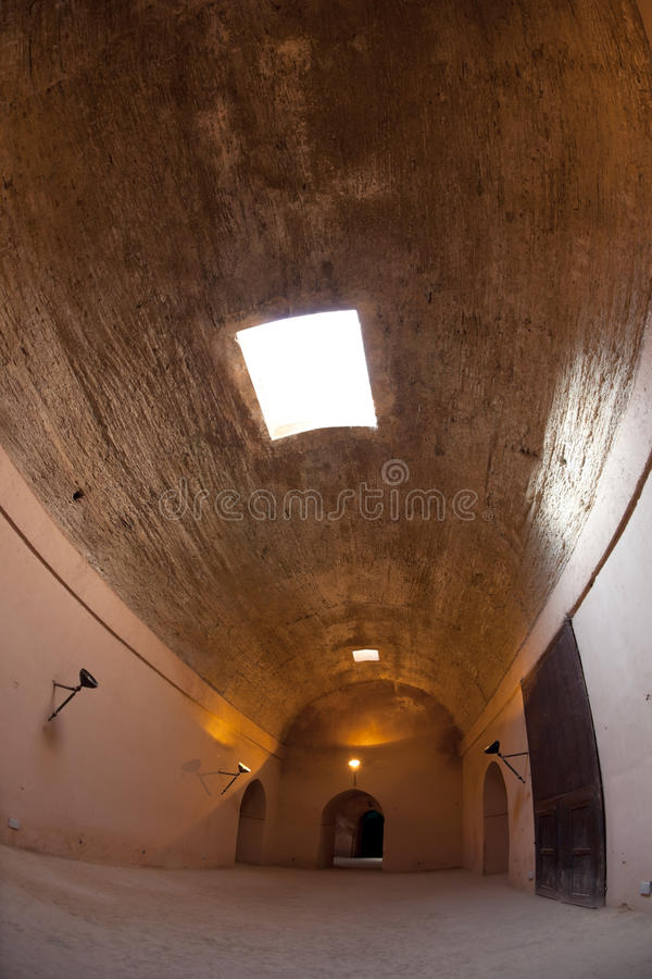 Download Meknes Marocco 2010 stock photo. Image of hall, curved - 18692600