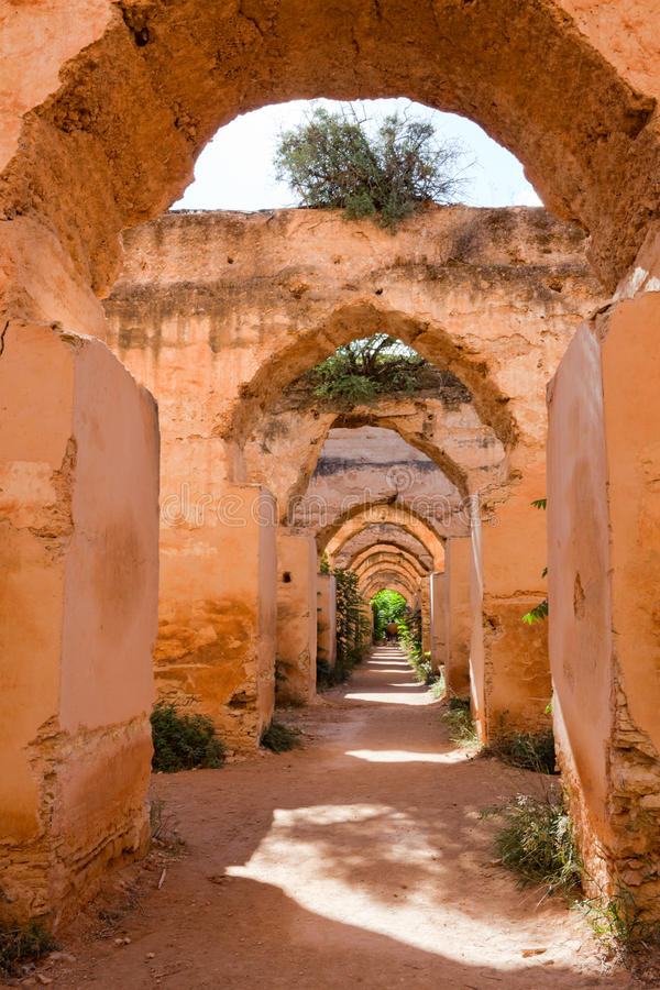 Meknes Marocco 2010 stock image