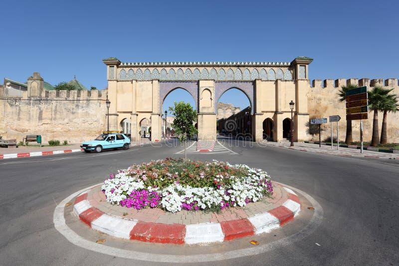 Meknes, Marruecos fotos de archivo libres de regalías