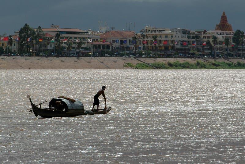 mekong ποταμός στοκ φωτογραφίες με δικαίωμα ελεύθερης χρήσης