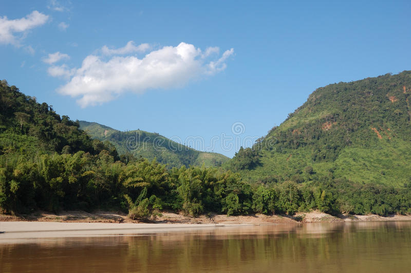 Mekong royalty free stock images