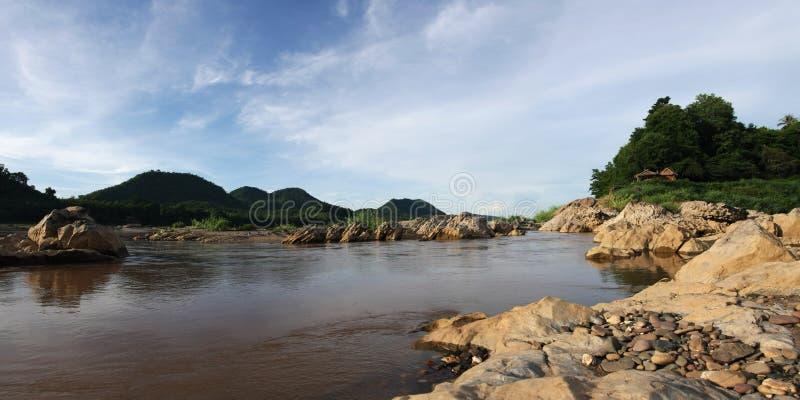 Mekong imagen de archivo libre de regalías