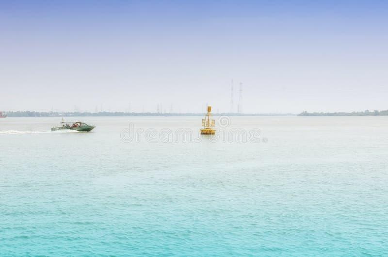 Mekong river vietnam summer landscape royalty free stock images