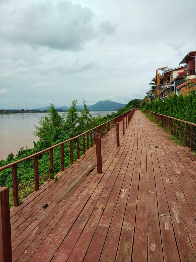 Mekong rzeka zdjęcia royalty free