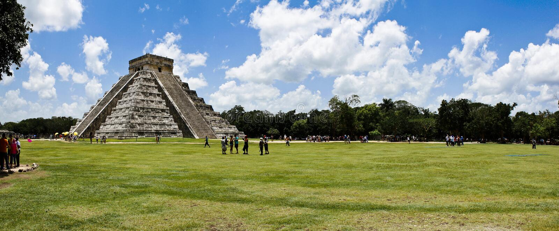 Meksyk, Chiche - Itza zdjęcie royalty free