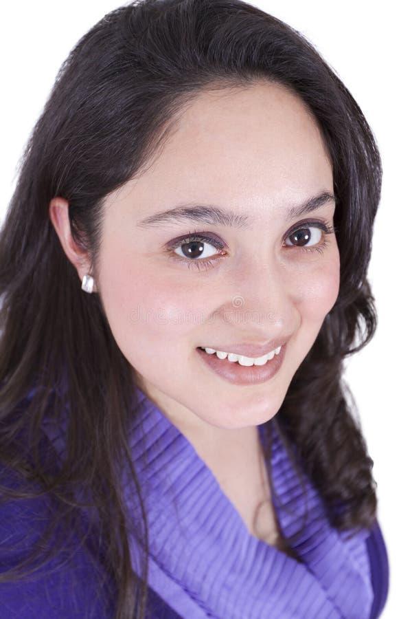 Meksykańska Biznesowa Kobieta obrazy royalty free