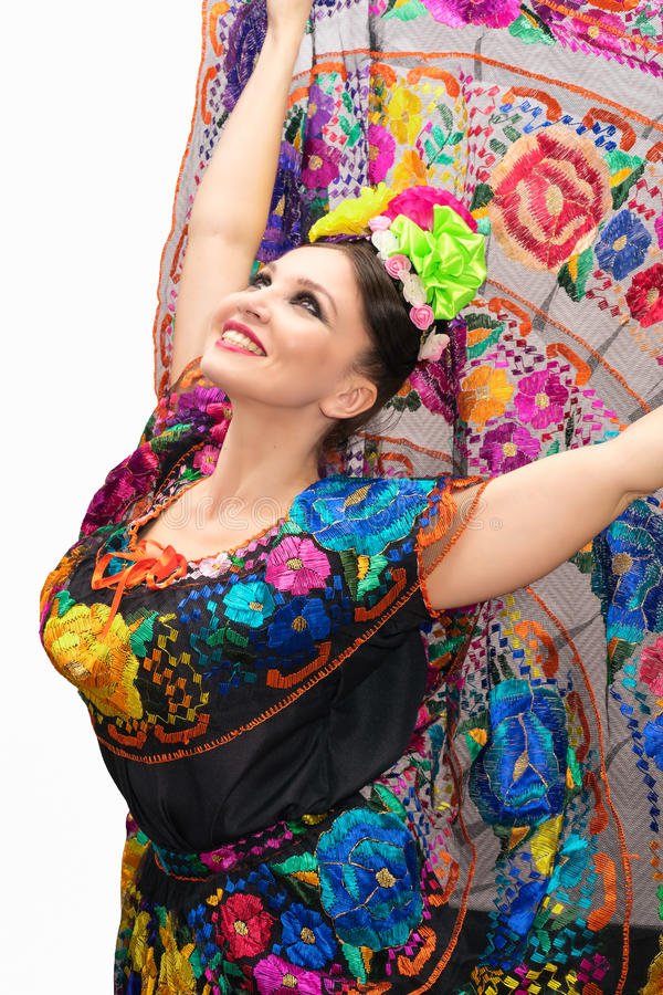 meksykańska kobieta obrazy royalty free