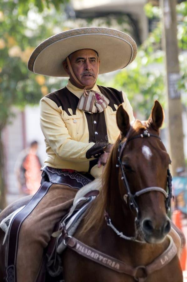 Meksykański kowboj obraz royalty free