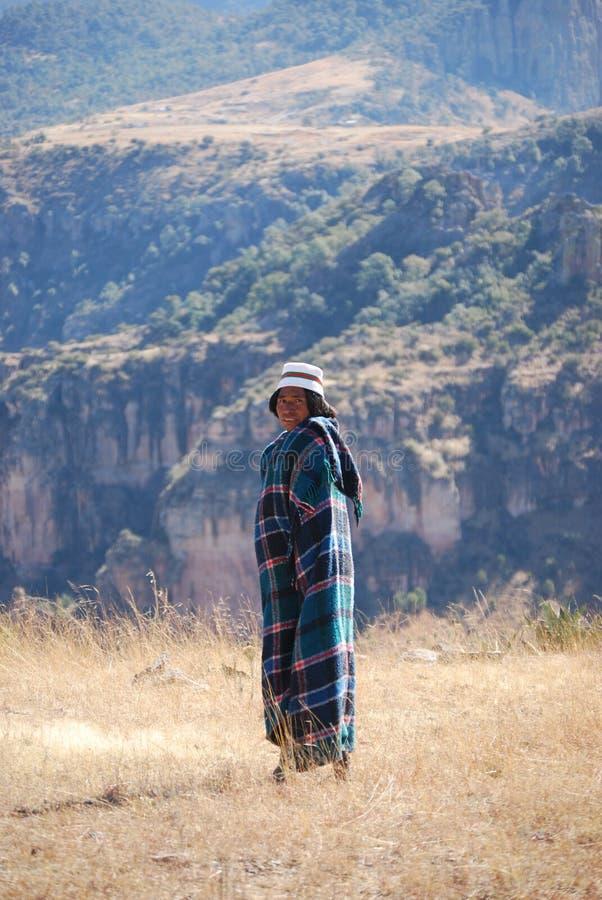 meksykański miejscowy zdjęcie stock
