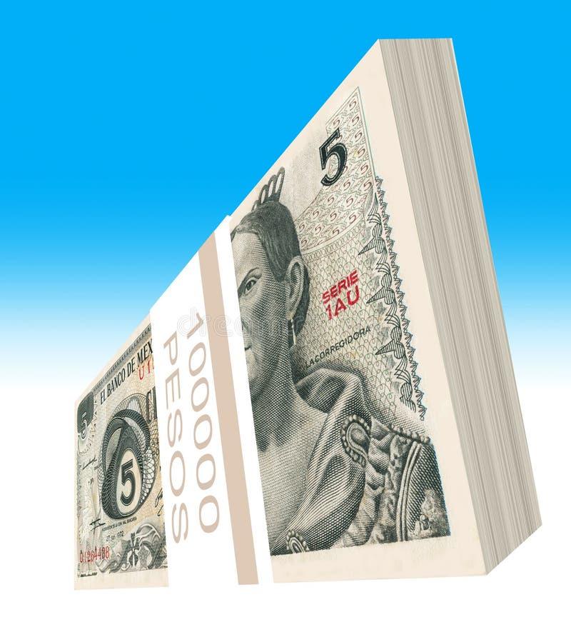 Meksykański peso zdjęcie royalty free