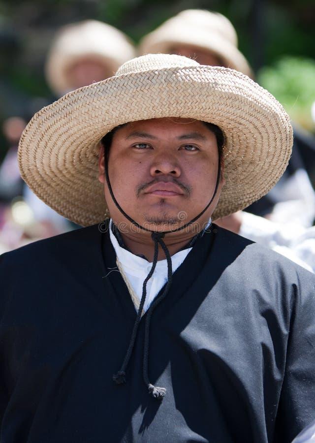 meksykański sombrero zdjęcie royalty free