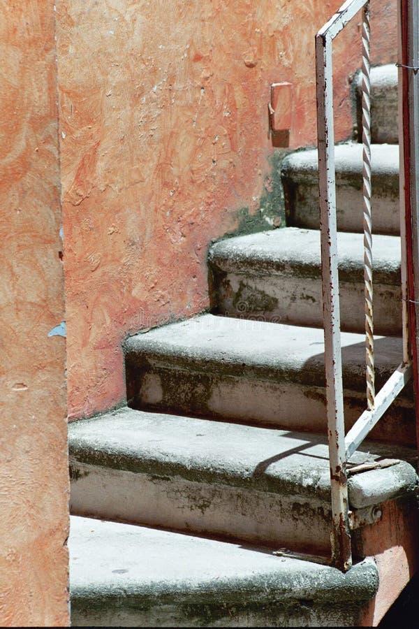 meksykańskie kroków fotografia stock