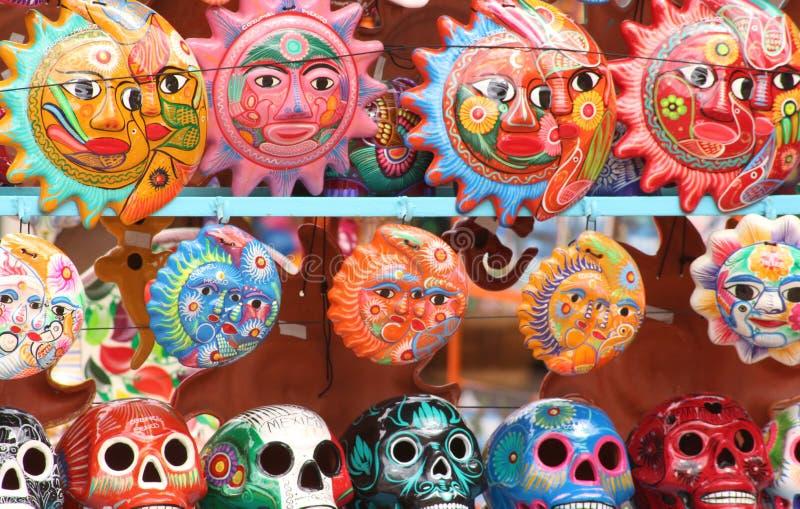 meksykańskie pamiątki obraz stock