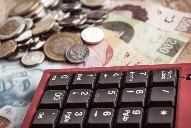 meksykańskie pesos obraz royalty free