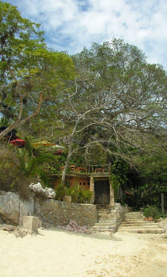 meksykanin budynku. zdjęcie royalty free