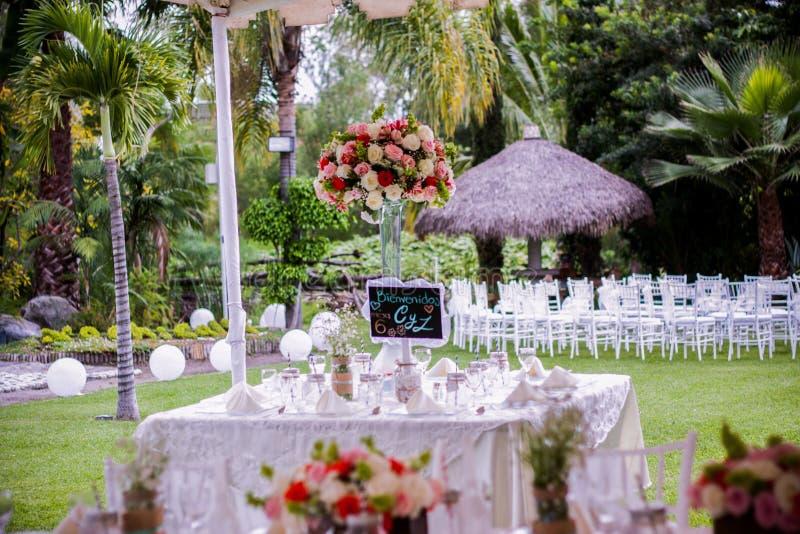 Meksykanina Stylowy ślub dla everyone zdjęcia royalty free