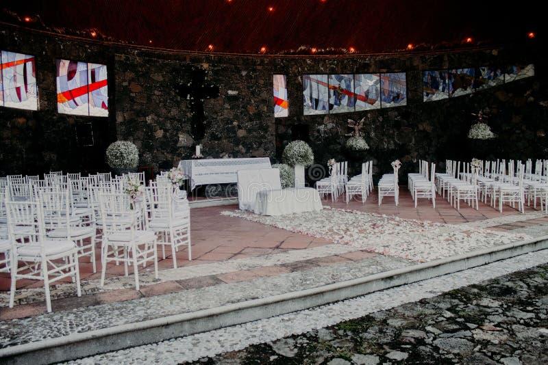 Meksykanina Stylowy ślub dla everyone obrazy royalty free