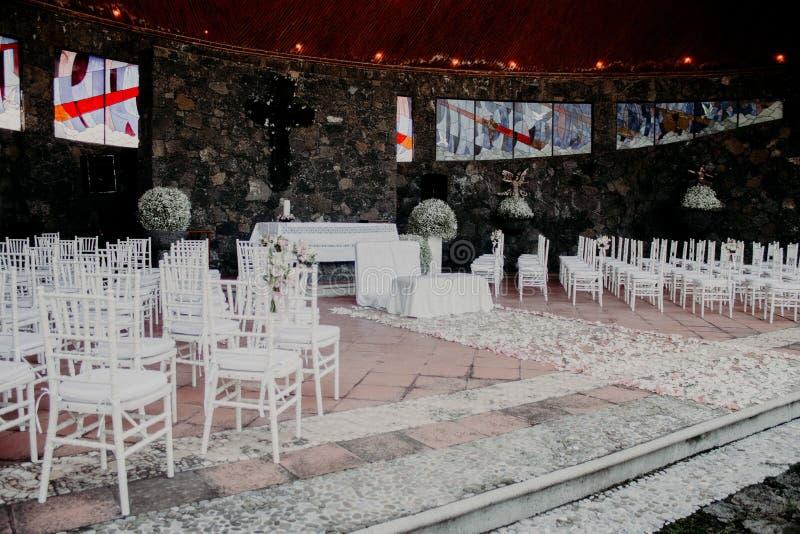 Meksykanina Stylowy ślub dla everyone zdjęcie royalty free