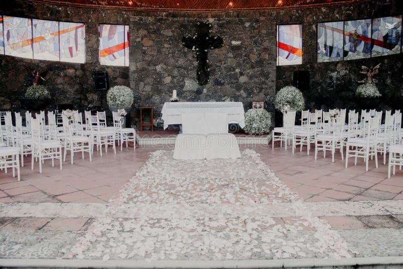 Meksykanina Stylowy ślub dla everyone zdjęcie stock