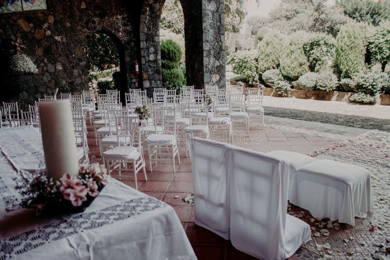 Meksykanina Stylowy ślub dla everyone obraz stock
