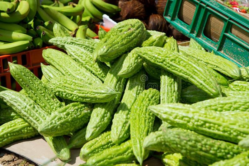Download Melão Ou Cabaça Amarga Fresca Imagem de Stock - Imagem de verde, maduro: 80100829