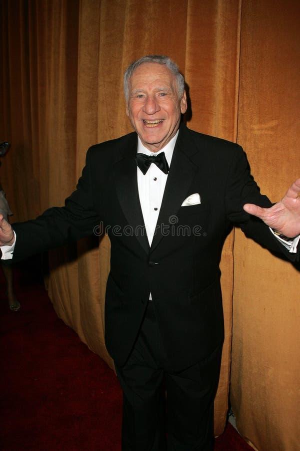 Mel Brooks royalty free stock image
