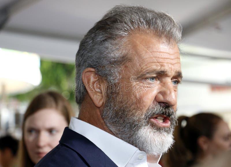 Mel Gibson stock fotografie