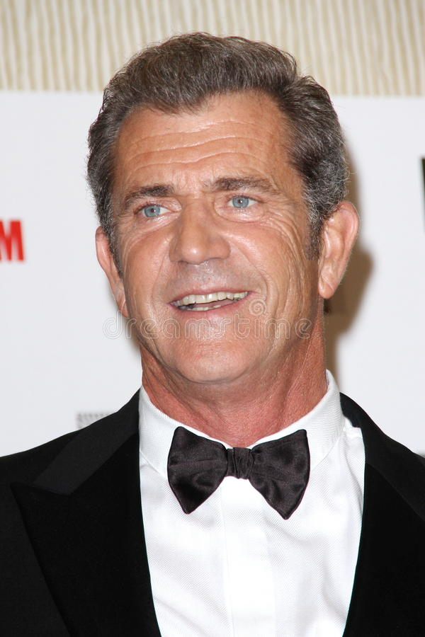Mel Gibson, Editorial Stock Image
