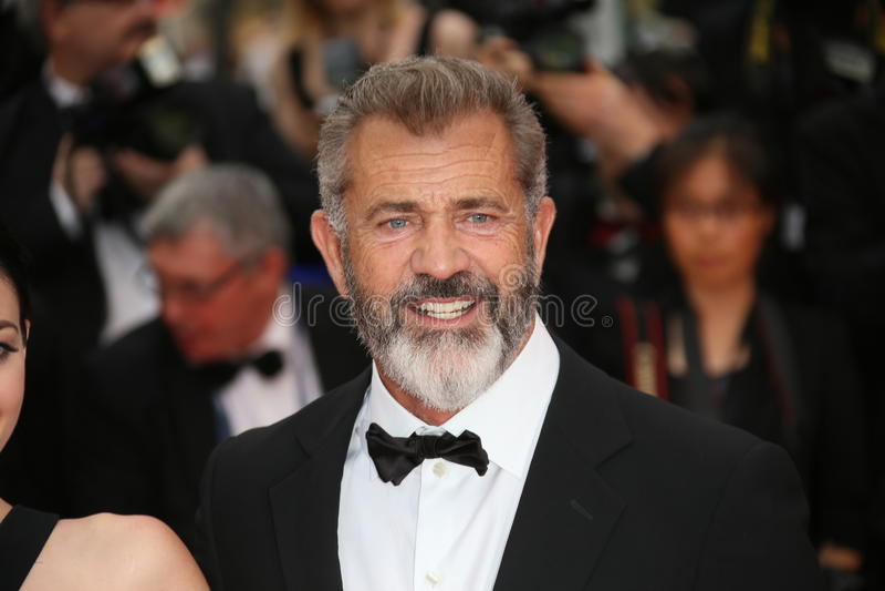 Mel Gibson foto de stock