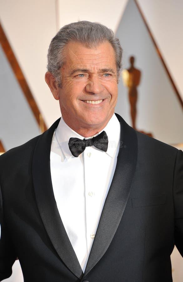 Mel Gibson fotografie stock