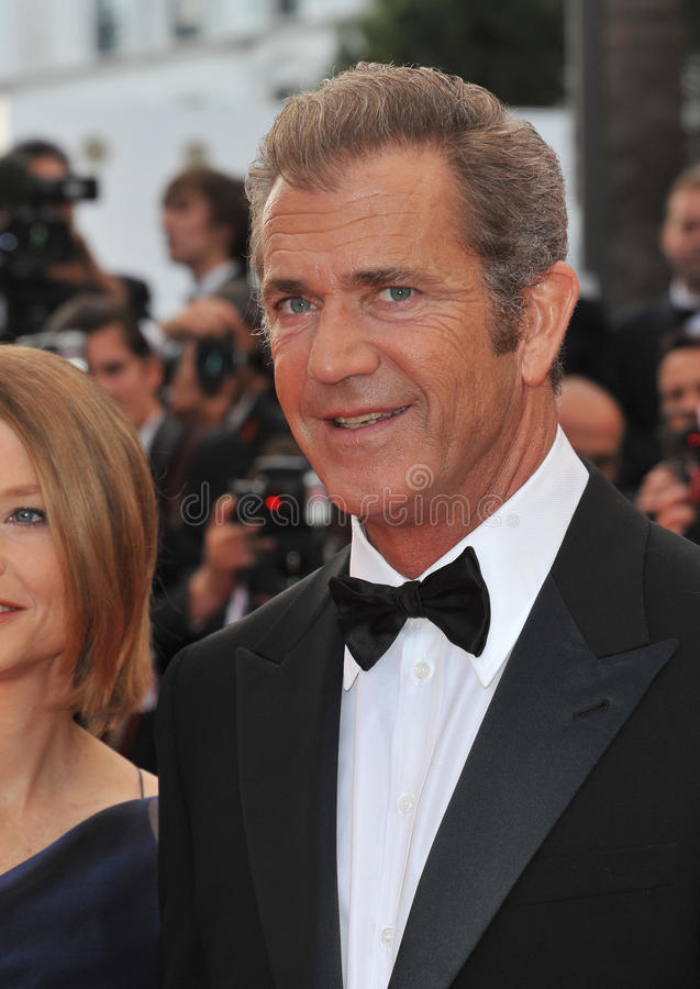 Mel Gibson foto de stock royalty free