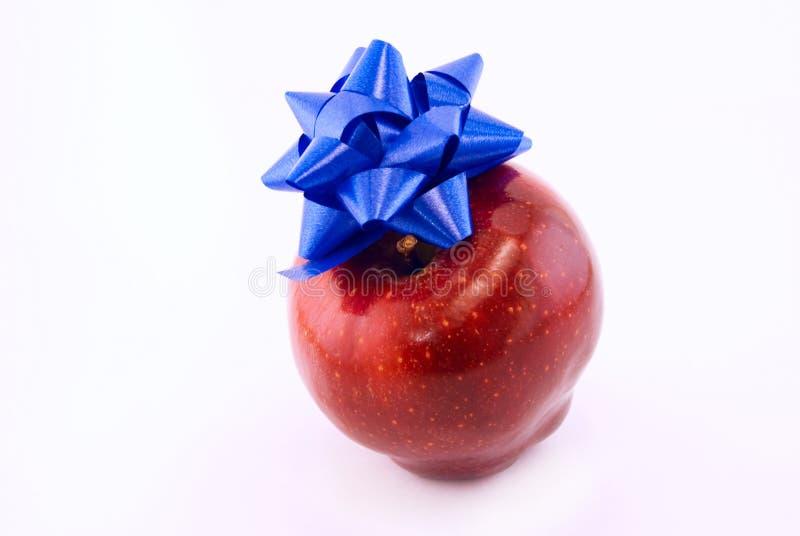mela ed arco fotografia stock