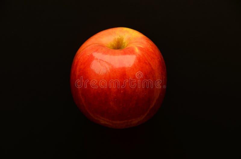 Mela rossa fotografia stock