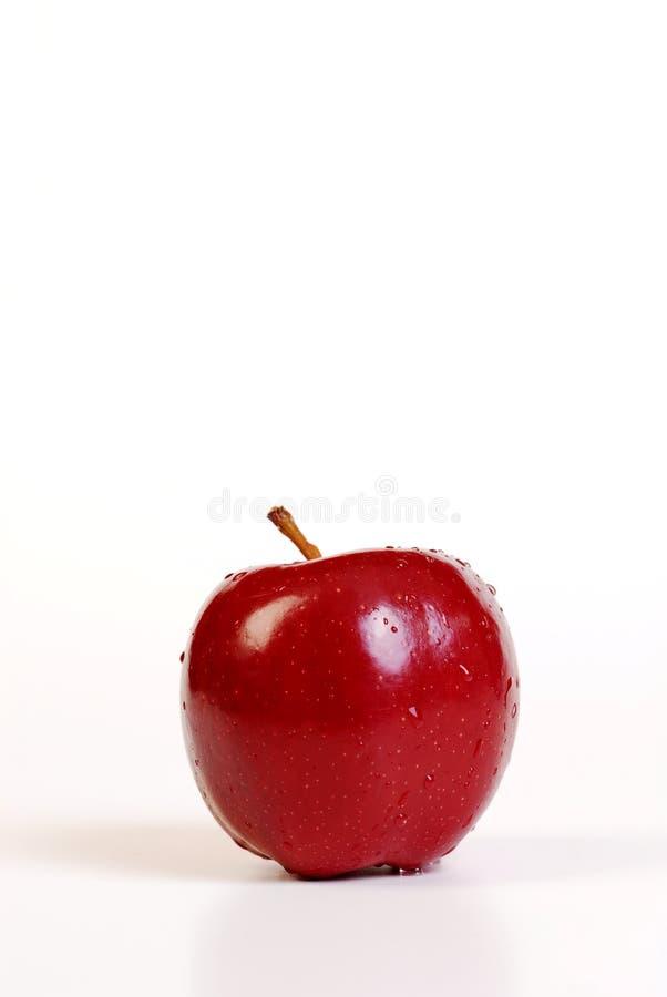 Download Mela rossa immagine stock. Immagine di alimento, cura - 7305553
