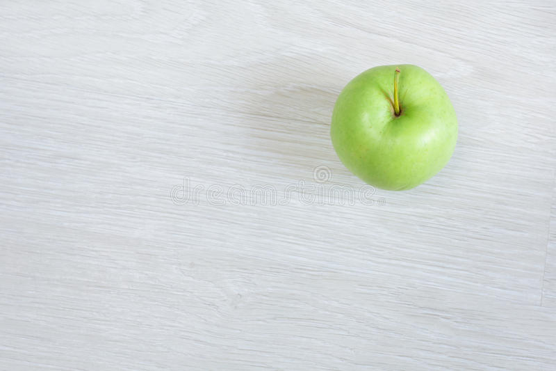Download Mela Verde Isolata, Vista Superiore Immagine Stock - Immagine di squisito, vegetariano: 56886299