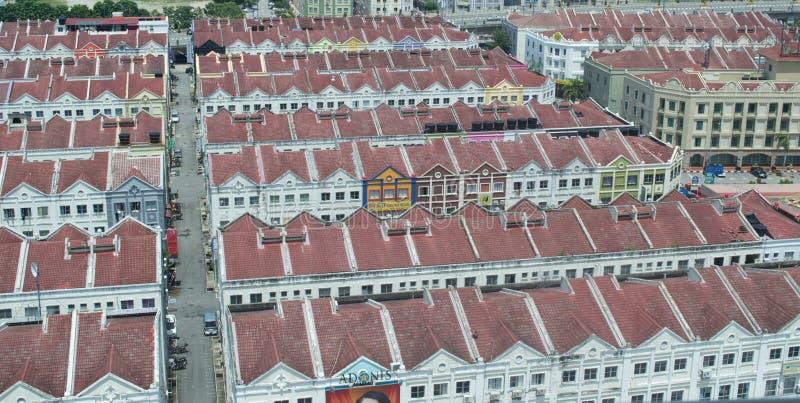 Melacca, Malaisie photos stock