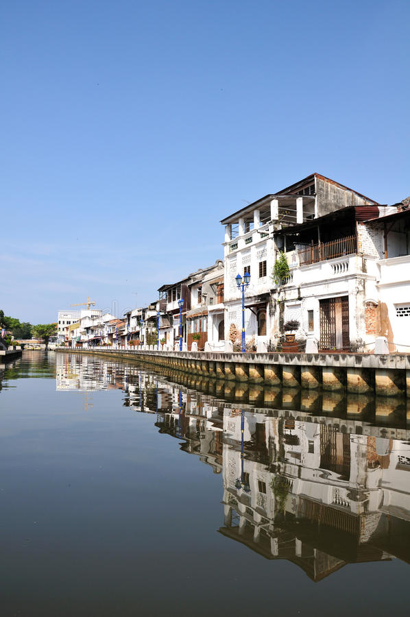 Free Melacca River Royalty Free Stock Photography - 16921827