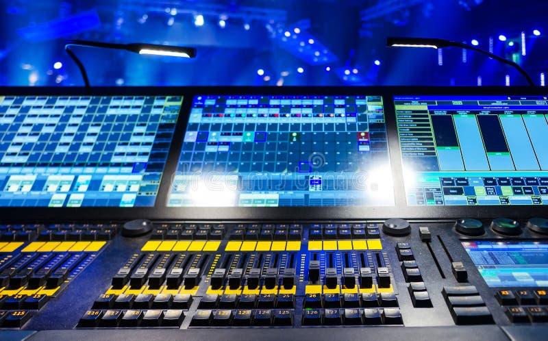 melanżeru audio dźwięk zdjęcie royalty free