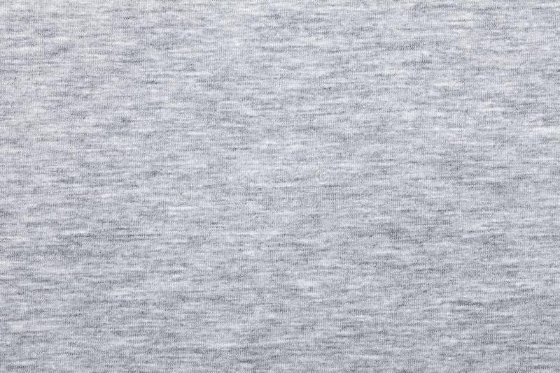 Melange Jersey Knit Fabric Pattern Stock Photo Image Of