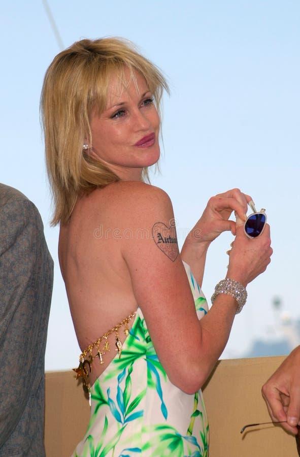 Melanie Griffiths fotos de stock royalty free