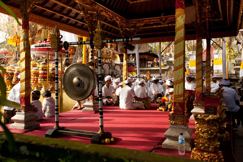 Download Melasti Ritual on Bali editorial photo. Image of incense - 23898571