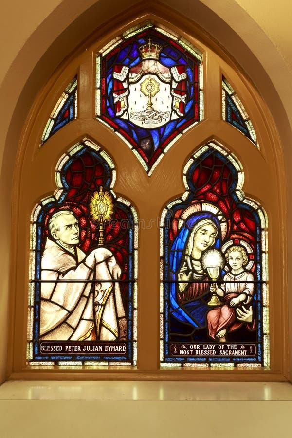 "Melbourne †""St Francis Church royalty-vrije stock foto"