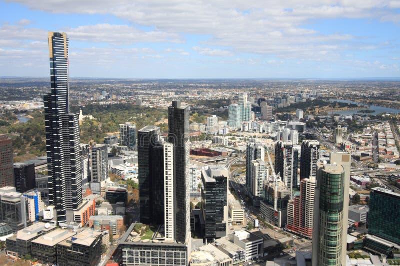 Melbourne lizenzfreie stockfotografie
