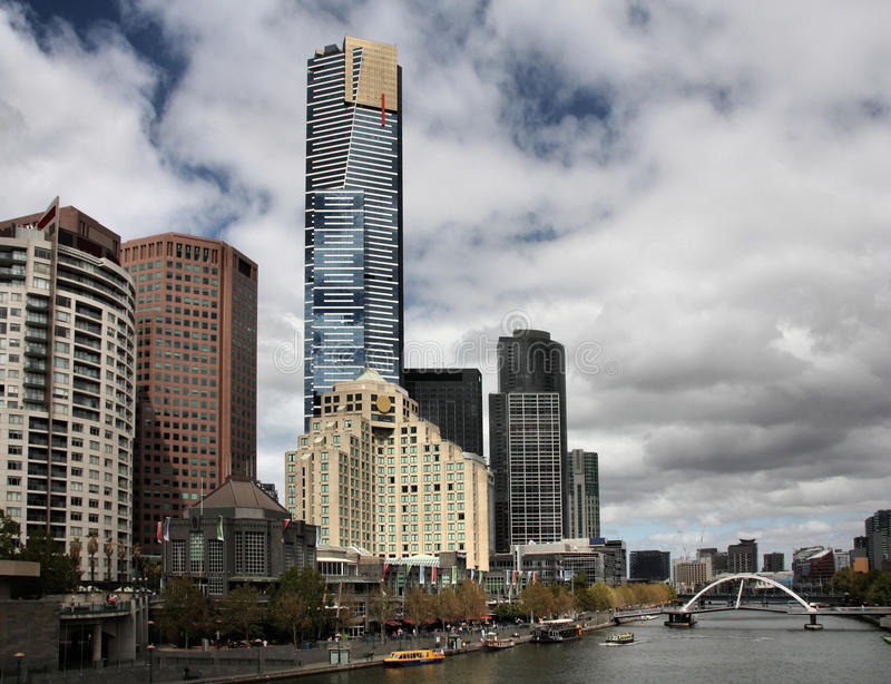 Melbourne fotos de archivo