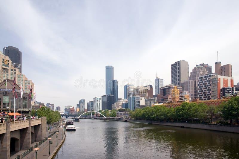 Melbourne immagine stock