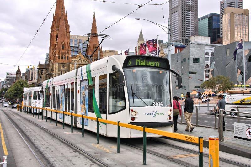 Melbourne stockfotografie