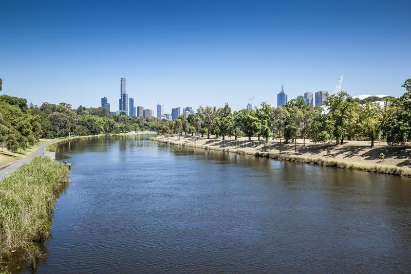 Melbourne photographie stock
