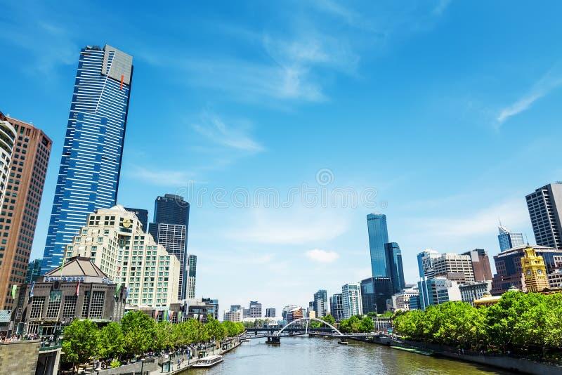 Melbourne zdjęcie stock