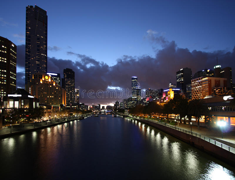 Melbourne stock images